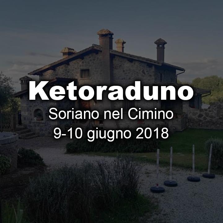 Ketoraduno Soriano nel Cimino 9-10 giugno 2018