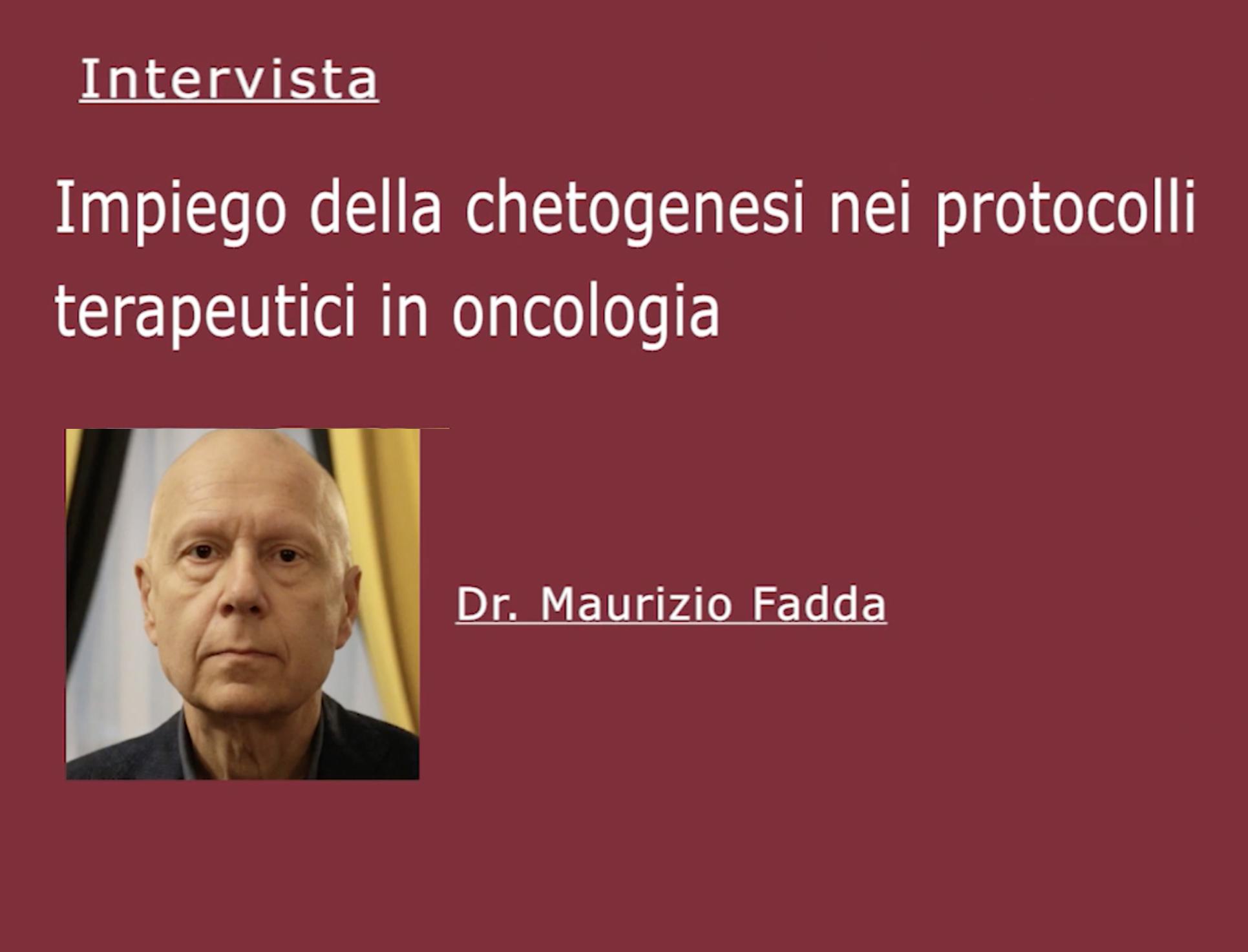 Dr. Maurizio Fadda1