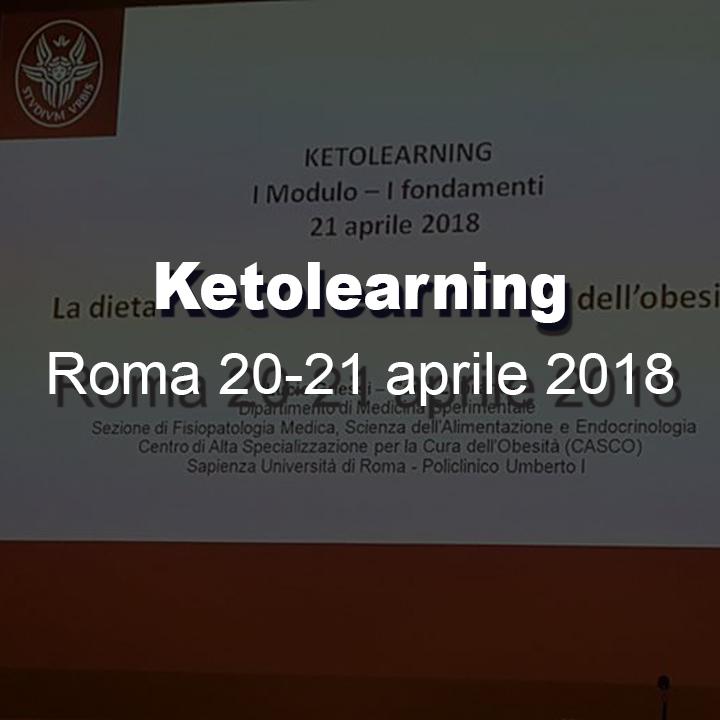 Ketolearnig-Roma 20-21-aprile-2018