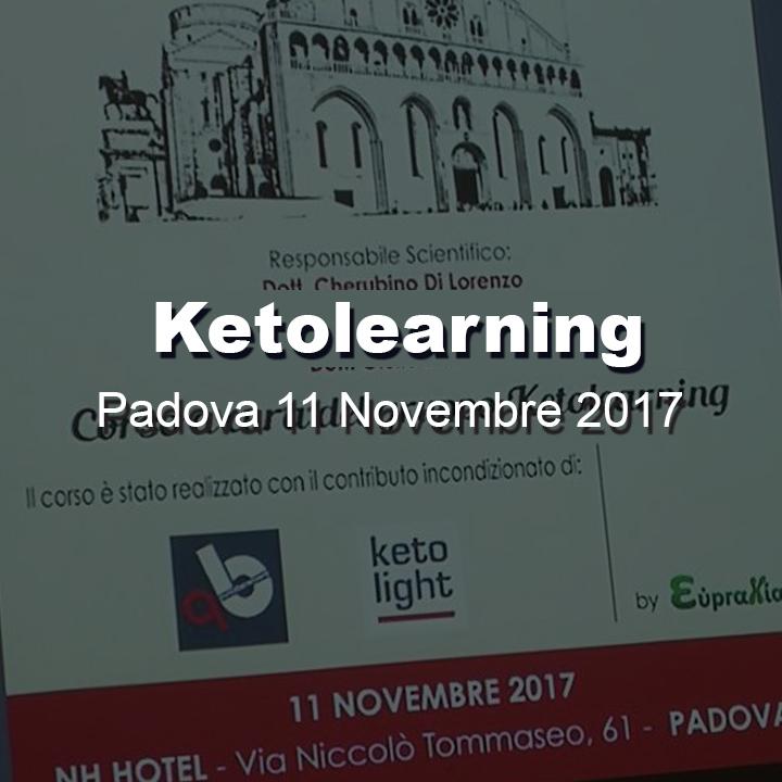 Ketolerning-Padova 11-novembre-2017